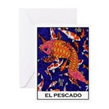 Loteria Greeting Cards