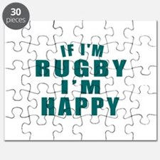 If I Am Rugby Puzzle