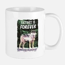 Extinct is Forever Mug