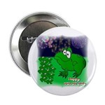 "HAPPY 4TH OF JULY FROGS 2.25"" Button (10 pack)"