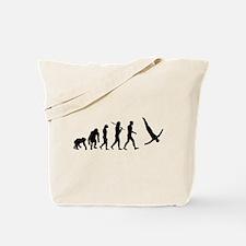 Diving Evolution Tote Bag