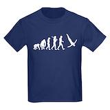 Evolution diving Kids T-shirts (Dark)