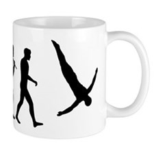 Diving Evolution Mug