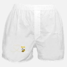 Daddy To Bee Boxer Shorts