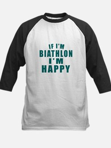 If I Am Biathlon Tee