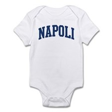 NAPOLI design (blue) Infant Bodysuit
