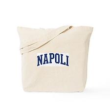 NAPOLI design (blue) Tote Bag