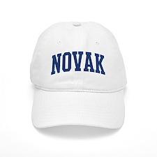 NOVAK design (blue) Baseball Cap
