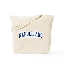 NAPOLITANO design (blue) Tote Bag