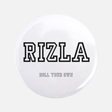 RIZLA, ROLL YOUR OWN :- Button