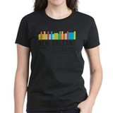 New orleans public library Women's Dark T-Shirt