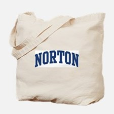 NORTON design (blue) Tote Bag