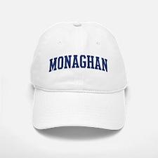 MONAGHAN design (blue) Baseball Baseball Cap
