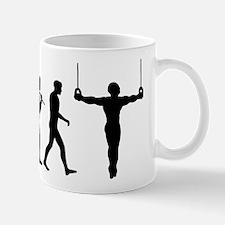 Rings Gymnast Mug
