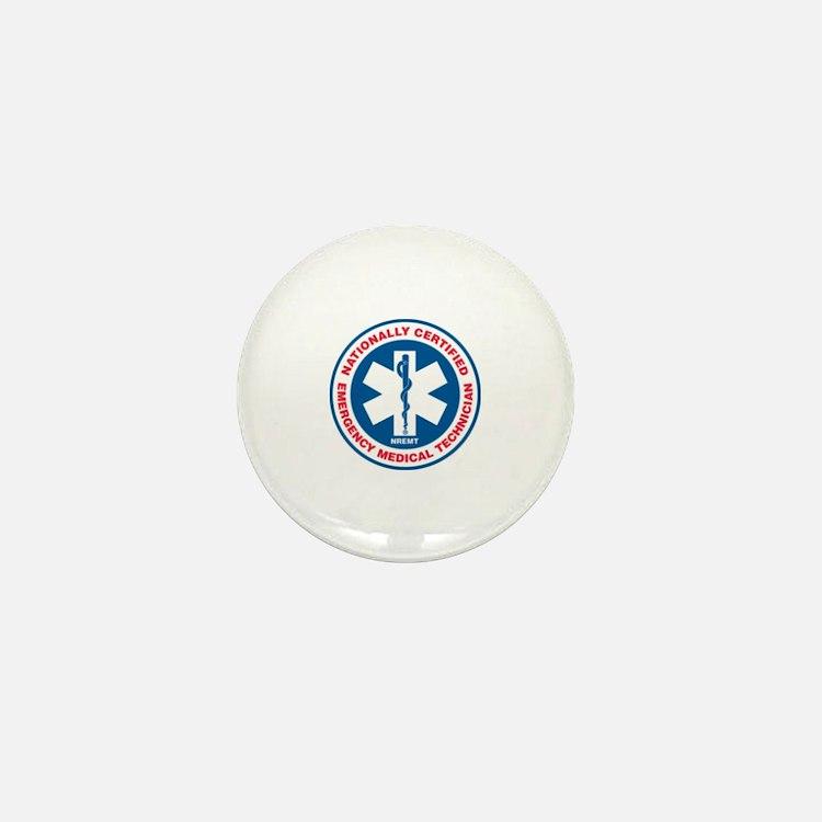 Cute Emt Mini Button