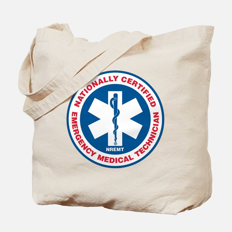 Cute Emt Tote Bag