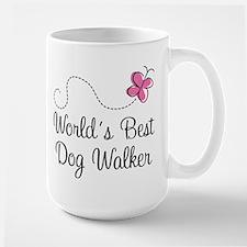 Dog Walker (World's Best) Mugs
