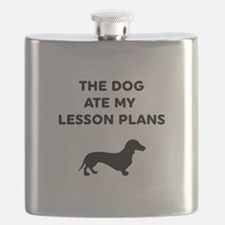 The Dog At My Lesson Plans Flask