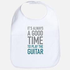 Play Guitar Bib
