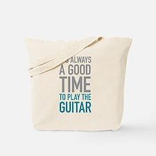 Play Guitar Tote Bag