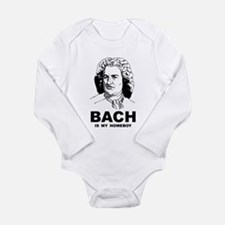 Bach Is My Homeboy Body Suit