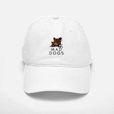Mad Dogs Cat Shirt Baseball Baseball Cap