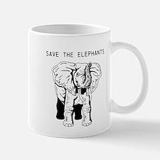 Save the Elephants Mugs