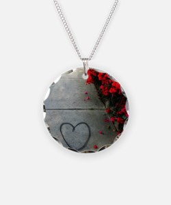 Street Heart Necklace