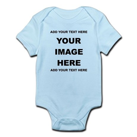 CafePress Make Personalized Gifts Body Suit