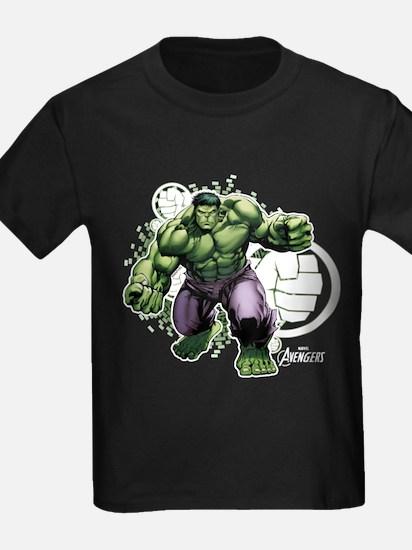 Avengers Hulk Fists T