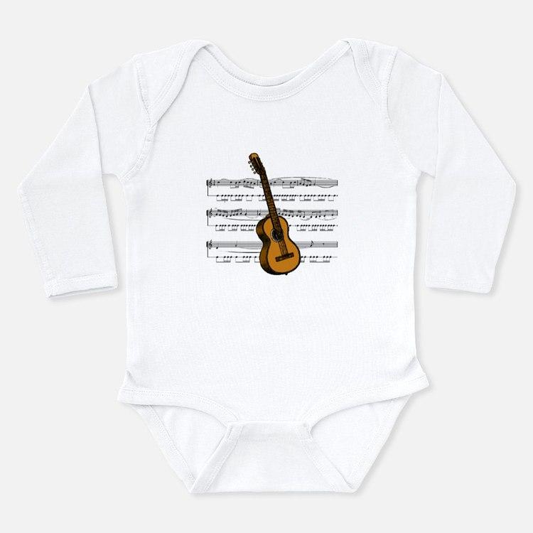 Music (Guitar) Body Suit