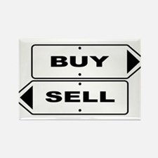 Buy and Sell Signs Magnets