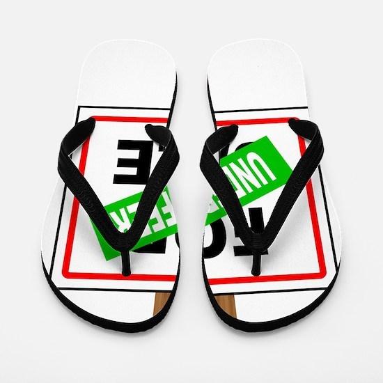 Under Offer Flip Flops