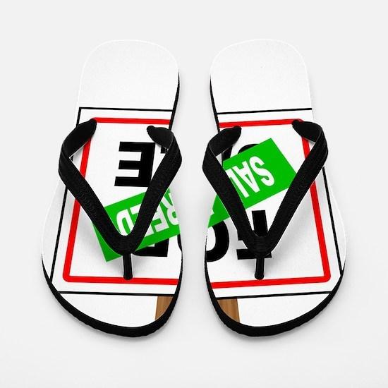 Sale Agreed Flip Flops