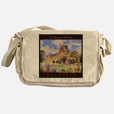 Le Jardin des Tuileries Messenger Bag