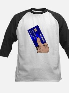 Credit Card Baseball Jersey