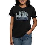 Lamb Lover Sheep Animal 4H Women's Dark T-Shirt