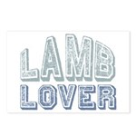 Lamb Lover Sheep Animal 4H Postcards (Package of 8
