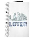 Lamb Lover Sheep Animal 4H Journal