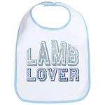 Lamb Lover Sheep Animal 4H Bib