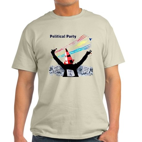 Political Party Light T-Shirt