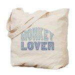 Monkey Lover Primate Zoo Animal Tote Bag