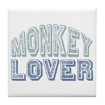 Monkey Lover Primate Zoo Animal Tile Coaster