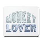 Monkey Lover Primate Zoo Animal Mousepad