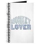 Monkey Lover Primate Zoo Animal Journal