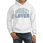 Monkey Lover Primate Zoo Animal Hooded Sweatshirt