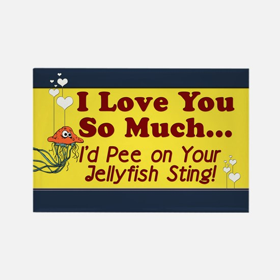 Pee on Your Jellyfish Sting Magnets