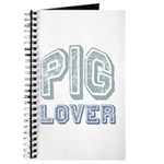 Pig Lover Piglet Farm Animal Journal