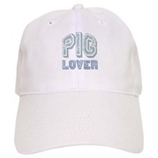 Pig Lover Piglet Farm Animal Baseball Cap