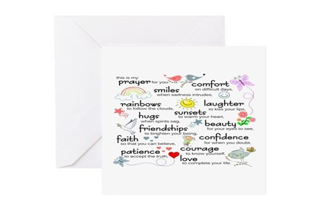 Greeting Card Quotes